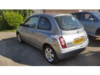 NISSAN MICRA 2003 SPARES AND REPAIRS
