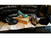 various shoes size 6