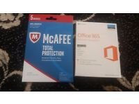 FOR SALE BRAND NEW SEALED MCAFEE