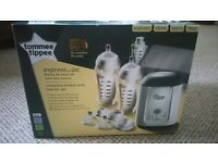 Unused. Unopened. Tommee Tippee Express and Go Kit