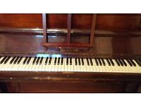 Upright piano - needs tuning