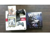 SLIM PS3 160GB TWO GAMES