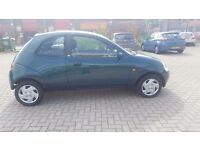 FORD KA LUXURY 12 MONTHS MOT