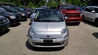 2012 Fiat 500C Lounge CERTIFIED & E-TESTED!