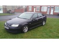 2003 Saab 9-3 linear tid diesel 137k £450 7 months mot drives perfect full electrics
