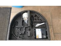 Ford fiesta tyre inflation kit