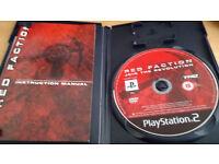 Playstation 2 game bundle 8x