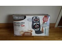 for sale brand new homedics shiatsu two in one back and shoulder massage