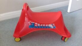 Mothercare whirlee car