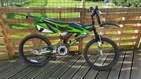 BMX Dirt Bike Model
