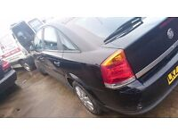 2004 VAUXHALL VECTRA, 1.8 PETROL, BREAKING FOR PARTS ONLY, POSTAGE AVAILABLE NATIONWIDE