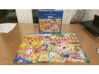 1000 piece Gibsons puzzle, excellent condition