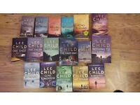 Lee Child Books Series