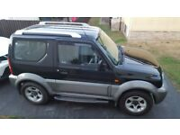 Suzuki jimmy perfect condition 12 months mot not a mark on it first to look will buy great runner