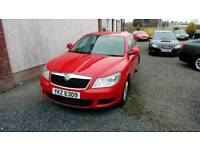 2010 Auto SKODA Octavia 1.4 Red Nice car good driver Can be viewed inside Anytime