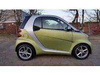 """2010 [60] SMART FORTWO PASSION CDI """"FREE ROAD TAX"""" 85 MPG - SAT NAV-BLUETOOTH-PART EXCHANGE WELCOME"""