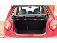 MATIZ 5 DOOR HATCHBACK