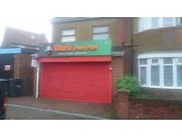 FULLY ESTABLISHED TAKEAWAY..Myletz are proud to offer this takeaway on Tudor Road, Luton
