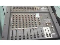 Peavey Mixer Desk