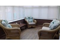 Wicker Conservatory Furniture (Double Skinned)