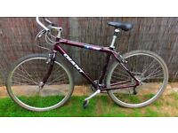 "Giant X 1500 hybrid Gents Mountain Bike 19.5"" Cross Series."