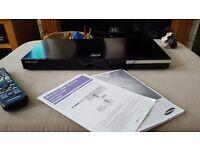 Samsung BD-C5900 3D Blu-ray Player internet ready