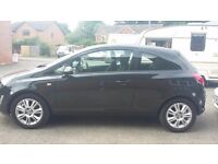Vauxhall corsa 1.2 eco, LOW MILAGE. Great little car. Genuine reason for sale. Bluetooth, aux, AC.