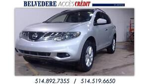2013 Nissan Murano SL LEATHER, SUNROOF, MAGS,..