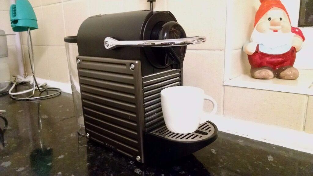 Krups Nespresso Pixie Coffee Machine (MINT CONDITION) | in Putney ...
