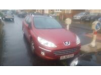 2010 peugeot 407 sw spares and repairs