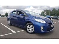 Toyota prius 2010 very clean car one owner full Toyota service history pco eligible 2 keys hpi clear