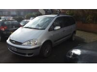 2005 55 FORD GALAXY 1.9 TDI 7 SEATER ONLY 90K MILES