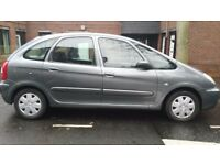 FULLY SERVICED Citroen Xsara Picasso Desire 1.6 2004 petrol Manual 104k mi - Lady Owner.