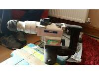 Rotary Hammer Drill 650w REDUCED