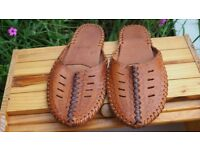 Alpine mule slippers size 42.
