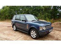 2004/54 LandRover Range Rover Vogue V8 AUTO LPG GAS Bi Fuel **CALL 07956-158103**