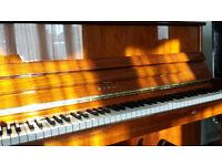 Kawai K2 Upright Piano Walnut new in 2007 professional quality
