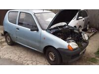 For sale fiat seicento 0.9
