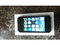 Black iphone 4s 16gb unlocked