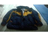 Splashdown sailing jacket medium size