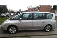 DISABLE WHEELCHAIR ACCCESSABLE RENAULT GRAND ESPACE VERY LOW MILLAGE