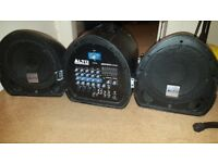 MIXPACK ALTO EXPRESS POWERED PA SYSTEM
