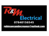 Emergency Electrician covering greater Belfast