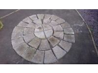 6ft Circular Patio