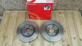 Ford,Volvo brake discs- brembo 09.9468.14