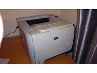 HP Laserjet P2055D Duplex USB Laser Printer ( 21% remaining )