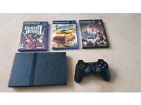 Playstation 2 Slimline Bundle