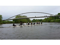 Want to learn to row in York?