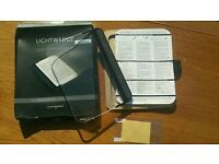 Rechargeable Book Light Lightwedge 2.0