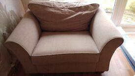 2 seater love sofa